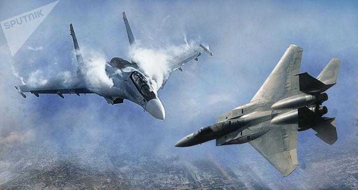 最新式F-15EX戰機被建議回避俄中防空系統