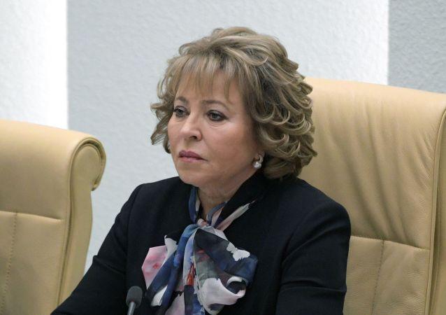 瓦蓮京娜∙馬特維延科