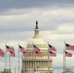 美國國會眾議院通過《香港人權與民主法案》