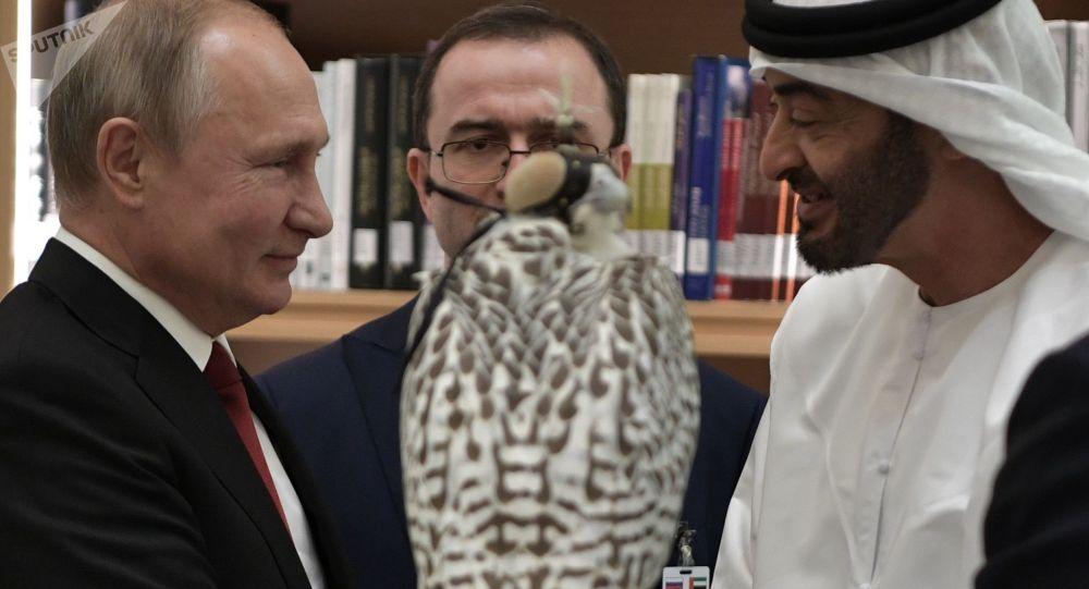 俄自然资源部发布普京赠礼——堪察加猎鹰破壳视频