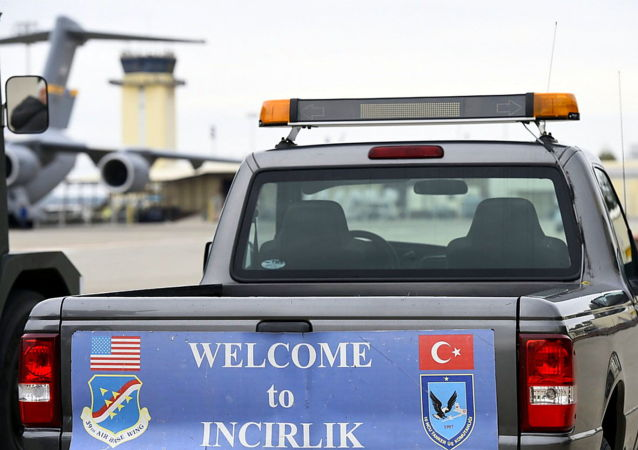土耳其因吉爾利克(Incirlik)空軍基地