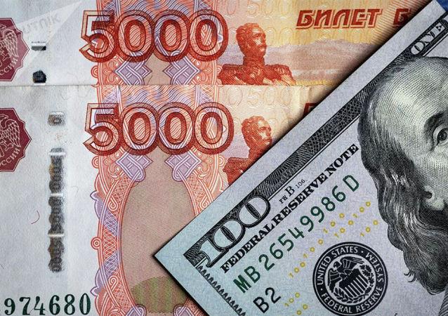 法国媒体称放弃美元是俄罗斯的成功