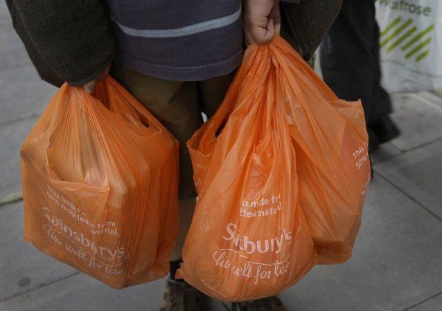 俄羅斯準備取締塑料袋