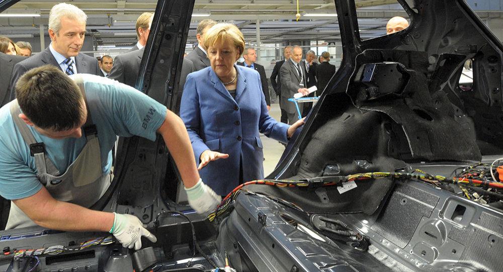 德國把中國定為優選方向