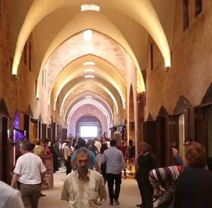 阿勒頗賽格提亞老市場重新開放