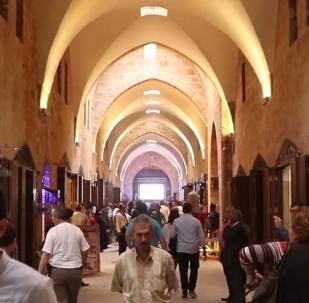 阿勒颇赛格提亚老市场重新开放