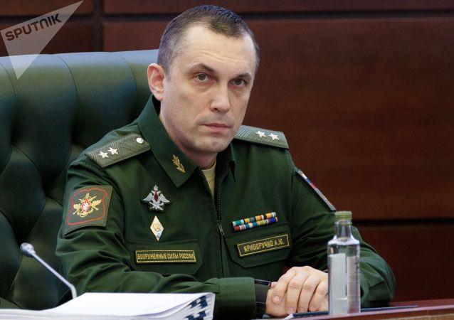 俄罗斯国防部副部长阿列克谢∙克里沃鲁奇科