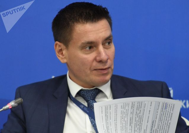 俄罗斯出口中心总裁安德烈·斯列普尼奥夫