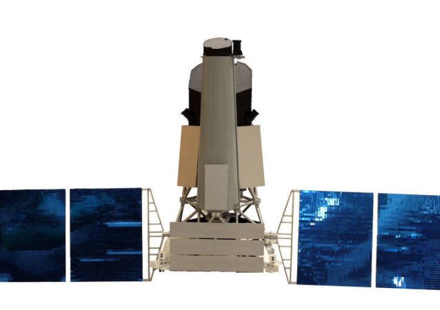 Spektr-RG軌道天體物理觀測台