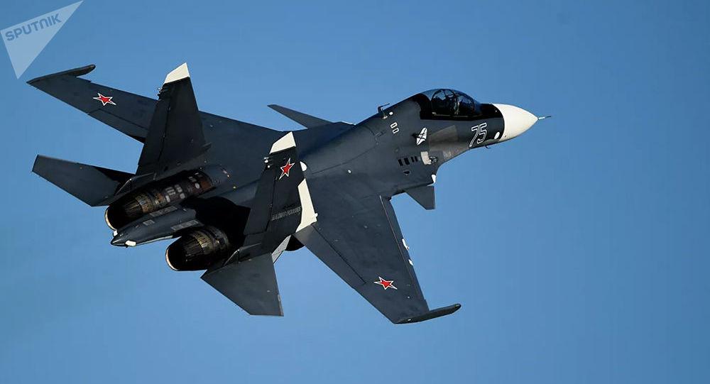 俄罗斯已完成向安哥拉交付苏-30K战机