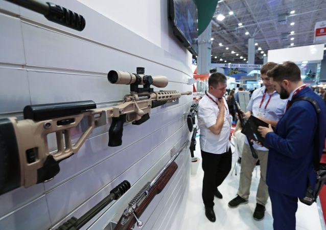 俄罗斯ORSIS公司的步枪