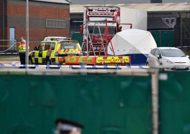 越南警方就英國貨車慘案逮捕8人