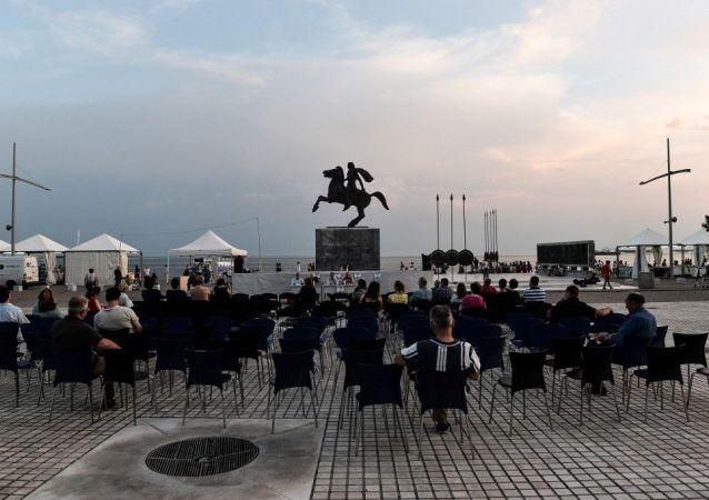 專家評議希臘在中國「一帶一路」倡議中的地位