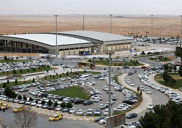 伊斯法罕国际机场(Shahid Beheshti)