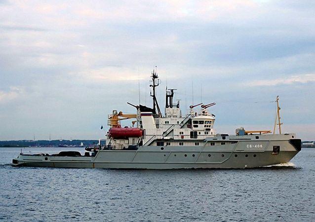 「SB-406」號救援拖船