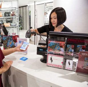 中国移动支付逐渐覆盖外国用户