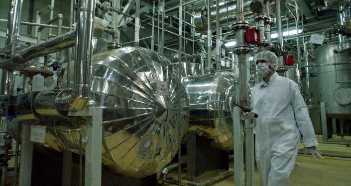 伊朗官員:伊朗拒絕將福爾多工廠設施改造成國際核中心