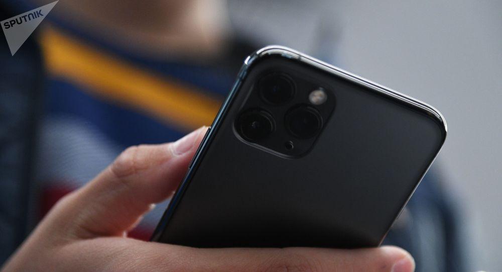一台iPhone 11手机
