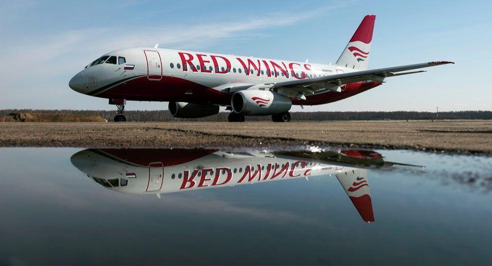 紅翼航空將從茹科夫斯基國際機場飛中國和意大利