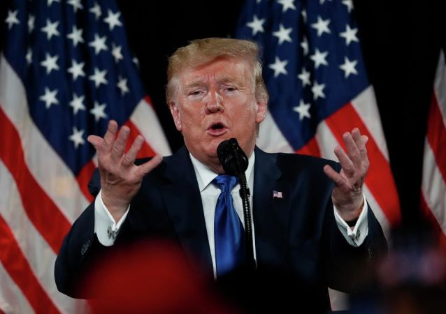美国专家:特朗普应对弹劾的战略是揪出举报人和加快对拜登之子的调查
