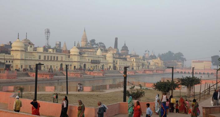 印度教与穆斯林教徒的多年争端在印度法院结案