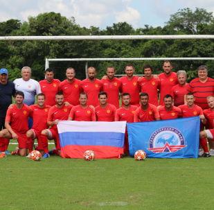 俄聯邦國家空管公司足球隊斬獲民航世界杯第8個冠軍