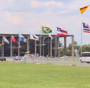 普京将出席巴西金砖国家峰会