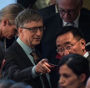 """外媒:比尔·盖茨批评对华""""妄想症"""""""