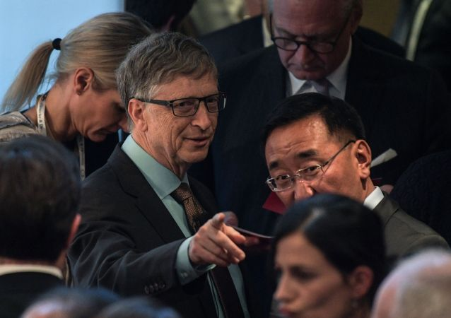 外媒:比爾·蓋茨批評對華「妄想症」