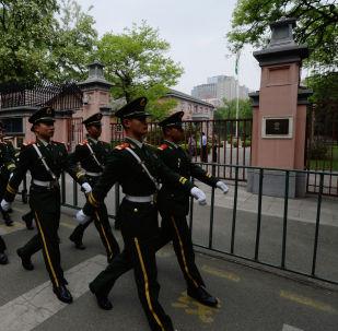 印度未向中国代表团发放签证不会影响双边关系