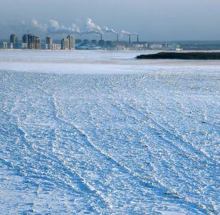 俄中將於2020年2月在阿穆爾河冰面舉行首次汽車運動賽