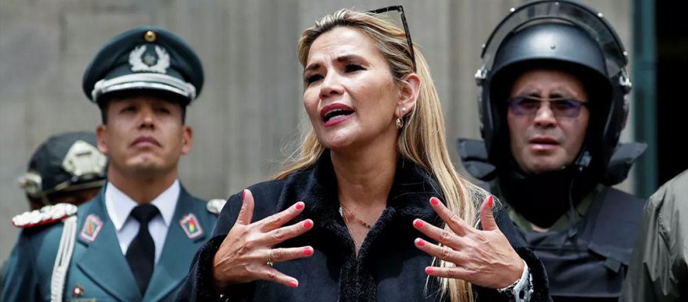 莫斯科稱將在玻利維亞總統選舉前將阿涅斯視為該國領導人