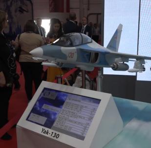 2019年迪拜航展上的俄罗斯新型先进航空装备
