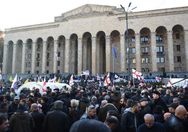 格鲁吉亚议会