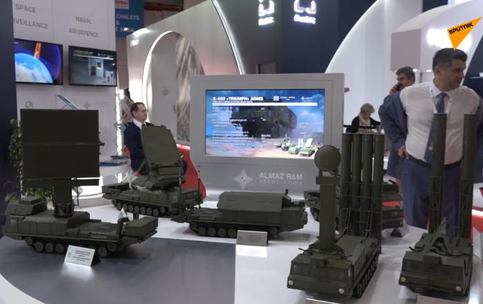 俄羅斯反無人機系統亮相迪拜國際航空展
