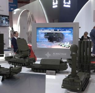 俄罗斯反无人机系统亮相迪拜国际航空展