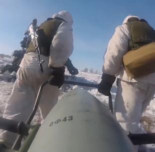 俄國防部展示世界上最強大砲彈之一「量角規」