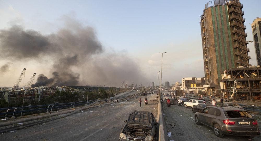 黎巴嫩长枪党总书记在贝鲁特港口爆炸后严重受伤
