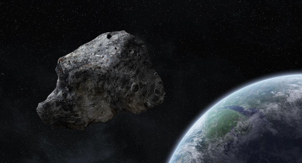 NASA复核2068年小行星阿波菲斯与地球相撞的概率
