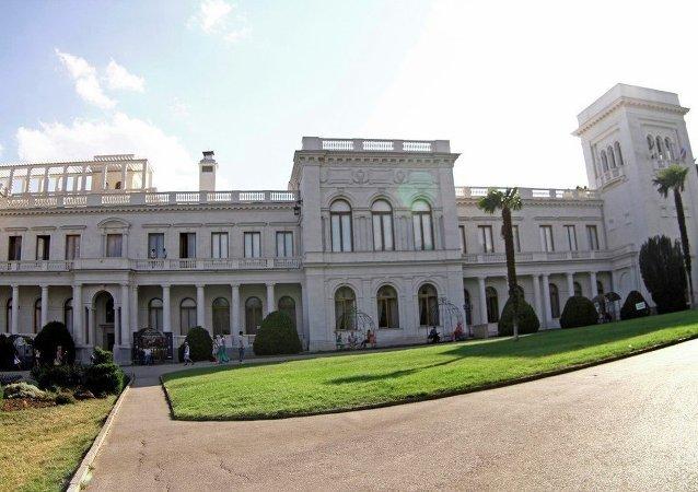 里瓦几亚宫 (克里米亚半岛图片之旅)
