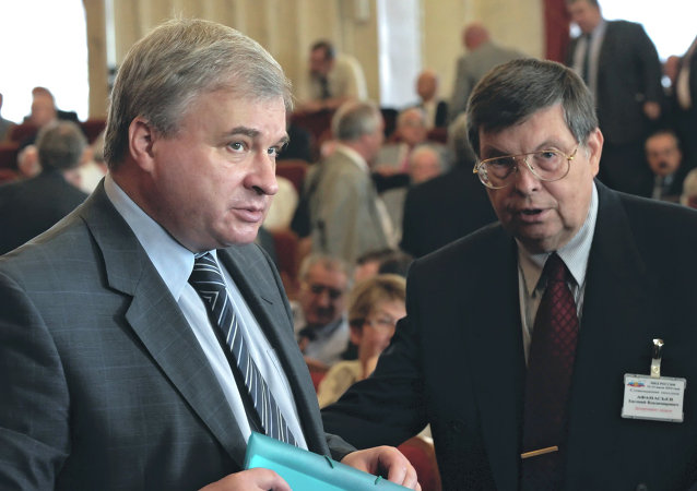 俄驻华大使:在亚太的投资需求不包括国际银行的竞争