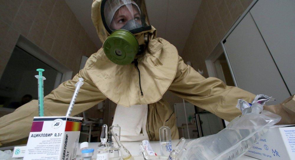 埃博拉病毒疫情