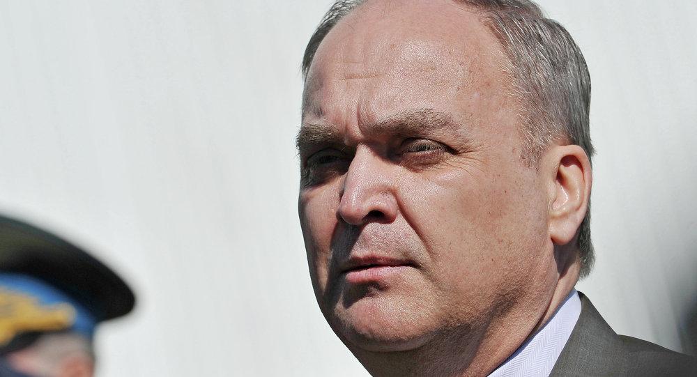 俄羅斯國防部副部長阿納托利·安東諾夫