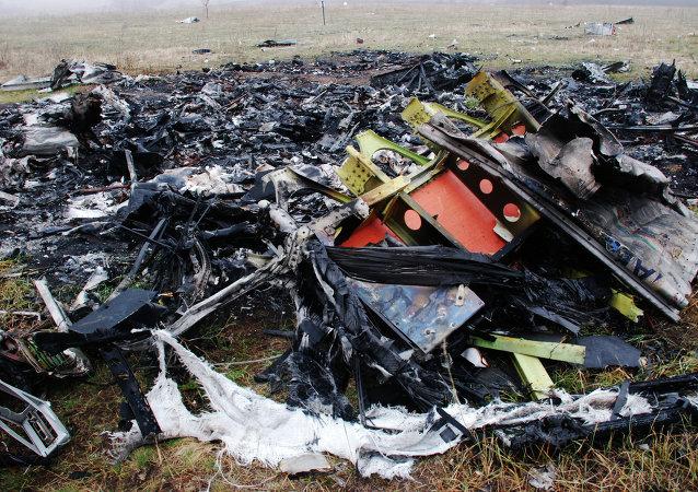 馬航客機烏克蘭墜毀事故原因最終報告將在10月公佈