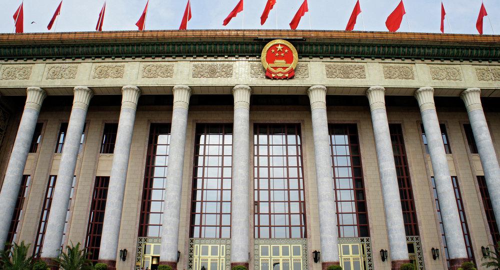 北京,人民大堂