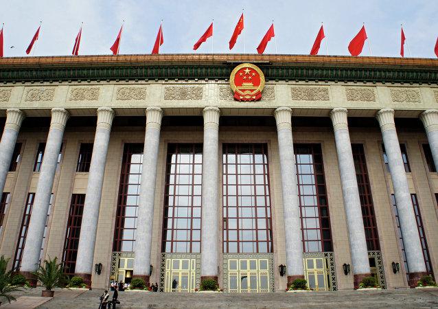 人民大會堂, 北京