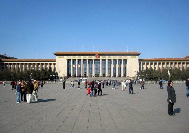 北京,人民大会堂