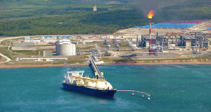 美制裁俄的原因是爭取向歐洲推廣本國液化天然氣