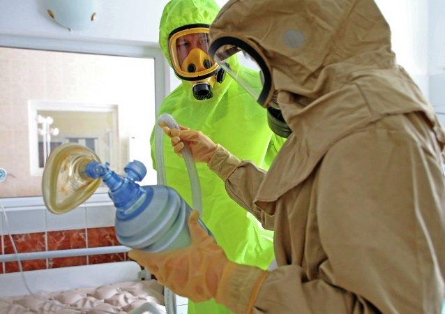 世衛組織:烏乾達啓動埃博拉疫苗接種工作