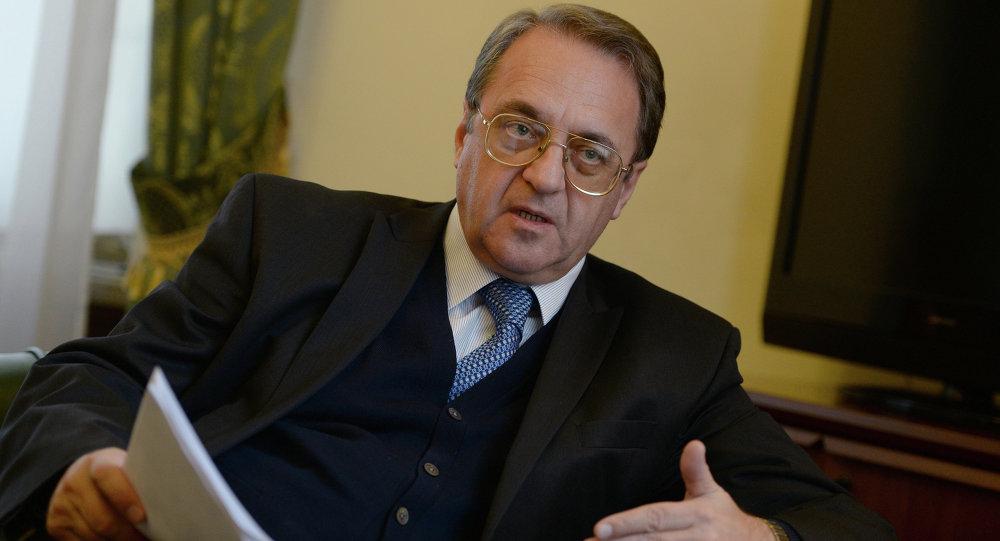 俄副外長:敘利亞問題國際聯絡小組或於10月開始運作